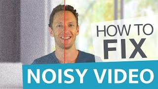How To Fix Video Noise: Remove Grain With This NEAT Plugin!