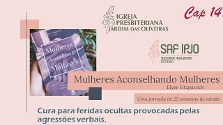 Cura para feridas ocultas provocadas pelas agressões verbais | Marcella Mello | 16/jun/2021