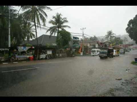 Lombok - Senggigi Rainy Season