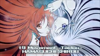 Kiddy Grade - 19 - Movement ~Taidou~ - HAMAGUCHI SHIROU