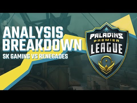 Paladins Premier League - The Analyst - SK Gaming vs Detroit Renegades
