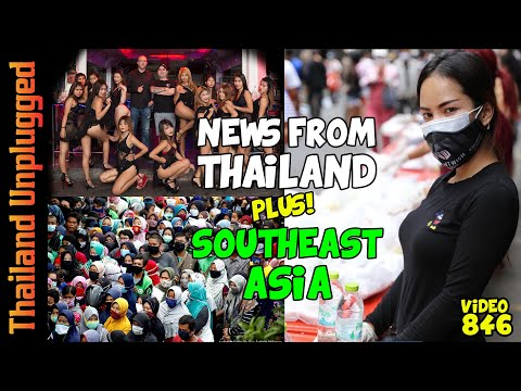 846# NEWS FROM THAILAND and ASIA #846