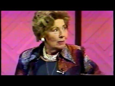 Lilia Skala on The Joe Franklin  c. 1982