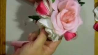DIY - Make a Corsage for Wedding, Prom, Etc...