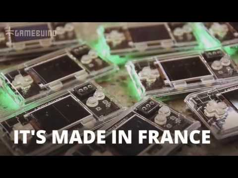 Gamebuino META - Electronics made in France