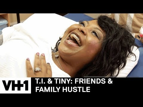 The Wild Adventures of Shekinah & Tiny (Compilation): Colon Cleanses, Etiquette, & More! | VH1