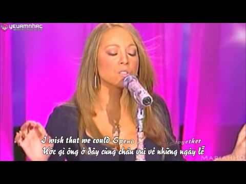 [Lyric+Vietsub YANST] Bye Bye (Live) - Mariah Carey
