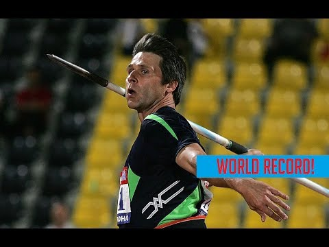 Jan Zelezny / 94.74m / OLD World record / Javelin Throw