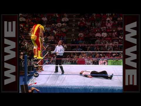 "Money Inc. vs. ""Macho Man"" Randy Savage & The Ultimate Warrior - World Tag Team Champi"