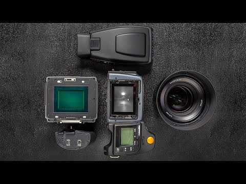 Hasselblad H6D: a $27,000 monster of a camera