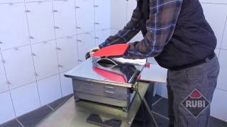 Rubi ND-180-BL Electric Tile Cutter - ND 180 BL