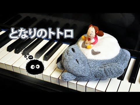 My Neighbor Totoro   GHIBLI Relaxing Piano (arr. Hirohashi Makiko) ✨ 映画『となりのトトロ』より リラクシングピアノ