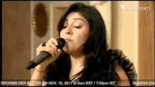 "Sunidhi Sings Two New English Songs For ""World Of Betters"