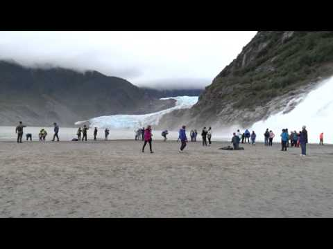 Celebrity Solstice Video Clips Alaska June 2015