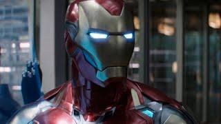 СЛИВ! Новая броня Железного человека MARK 85 появится в Мстителях 4/Avengers 4