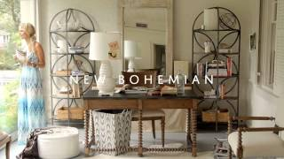 New Bohemian from Universal Furniture