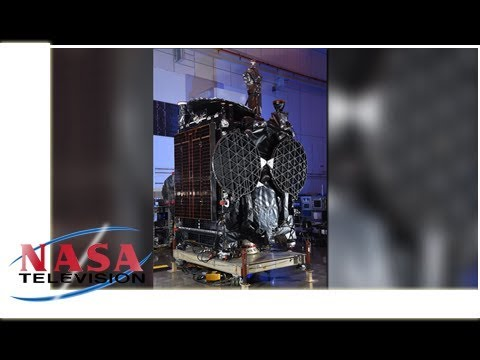 GovSat-1 satellite arrives on Space Coast ahead of launch on SpaceX Falcon 9 | by NASA News