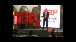 The three myths of terrorism: Raghu Raman at TEDxMehrauli
