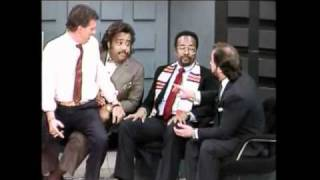 Vintage Al Sharpton footage: 'You a punk faggot -- now come on and do something'