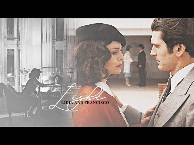 lidia and francisco | I will defend your every breath. [+s4]