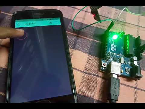 Control Arduino Uno Using ESP8266 WiFi Module and Blynk App: 6 Steps