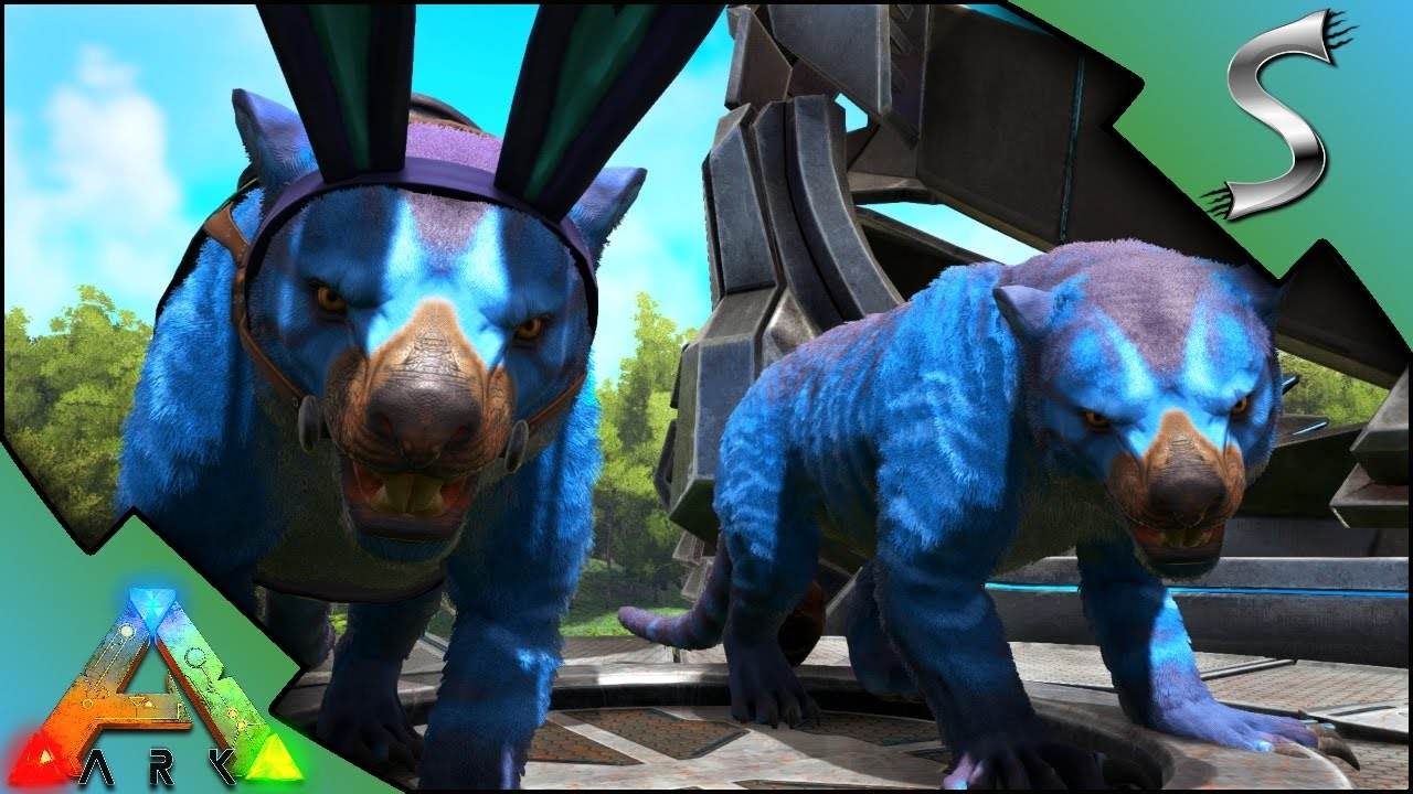 UNLOCKING THE TEK CLONING CHAMBER! HOW TO CLONE & CLONING MUTATIONS! - Ark:  Survival Evolved [S3E94]
