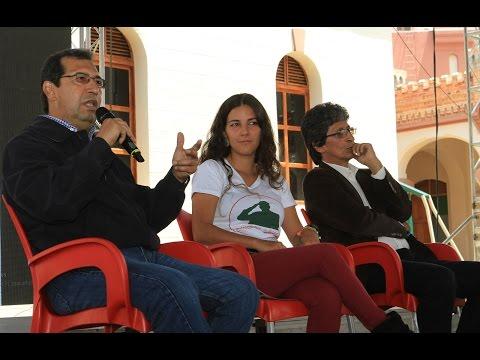 """Los hermanos Ignacio y Adán Chávez en conversatorio """"Un soldado hecho pueblo"""" desde Cuartel 4-F"""