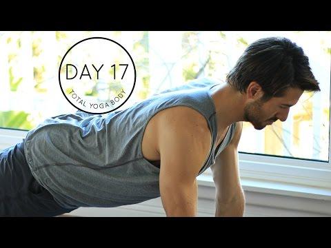 Day 16 Total Yoga Body Burn Vinyasa Flow Workout   Yoga Dose