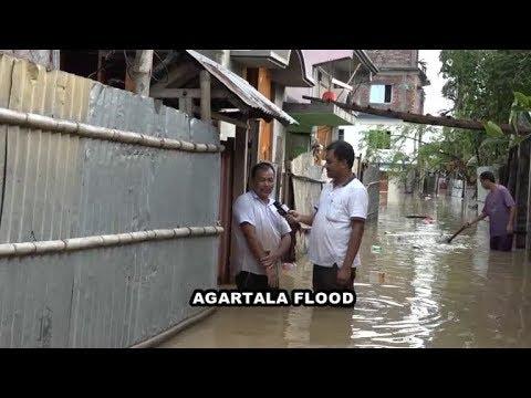STILL FLOODING ABHOY NAGAR,AGARTALA