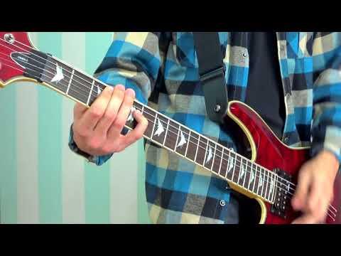 Korpiklaani - Vodka - Guitar Cover