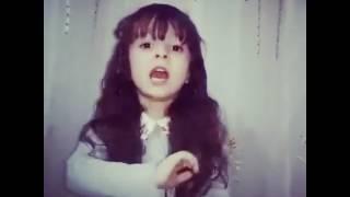 بچه ي شيرين زبان