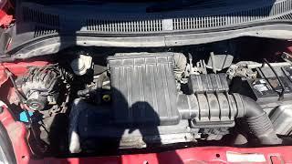 Двигатель Suzuki для Swift 2004-2010