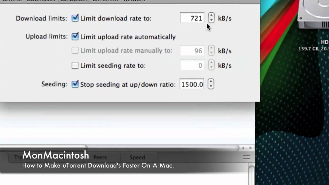 how to make vuze download faster