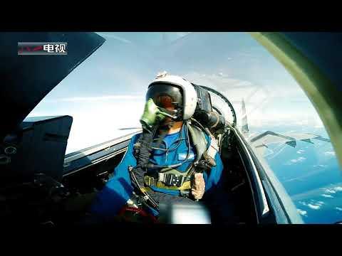 China Air Force J-11  South China Sea