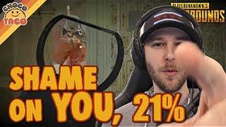 21% of You Are Feeling Very Silly ft. Halifax - chocoTaco PUBG Gameplay