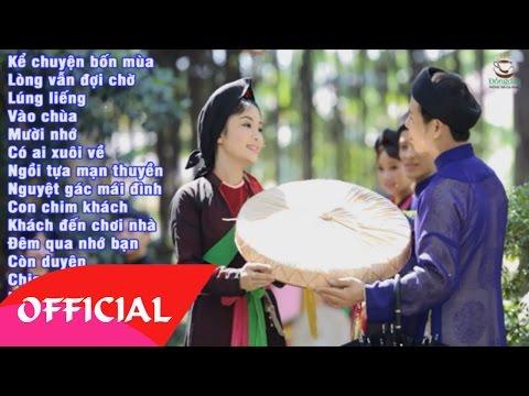 Quan Họ Bắc Ninh Hay Nhất 2017 || Dân Ca Quan Họ Bắc Ninh Chọn Lọc Hay Nhất 2017 Phần 1