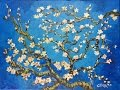 How to Paint Van Gogh's Almond Tree by Ginger Cook - Beginner Acrylic Painting Tutorial