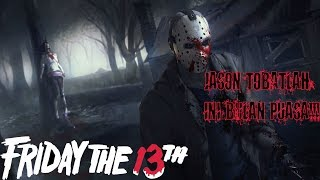 Gambar cover JASON ITU BAIK SAMA ORANG JOMBLO!!! - FRIDAY THE 13th: THE GAME LIVESTREAMING INDONESIA