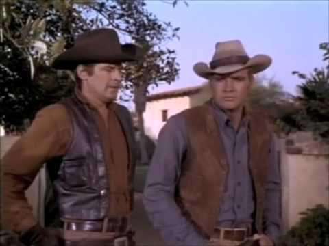 My Heroes Have Always Been Cowboys - The Big Valley