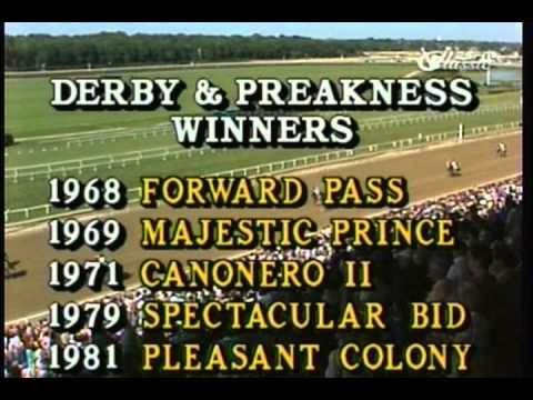 1987 Belmont Stakes - Bet Twice -vs- Alysheba