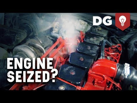 how to tell if motor is seized