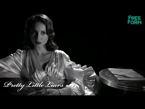 "Pretty Little Liars | Behind the Scenes of the Black & White Episode ""Shadow Play"" 
