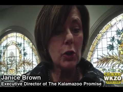 Janice Brown Comments on The Learning Network of Greater Kalamazoo
