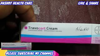 Travocart cream Is used for FUNGUL INFECTION RING WORM ,INFLAMMATION,REDNESS PASHOT HEALTH CARE