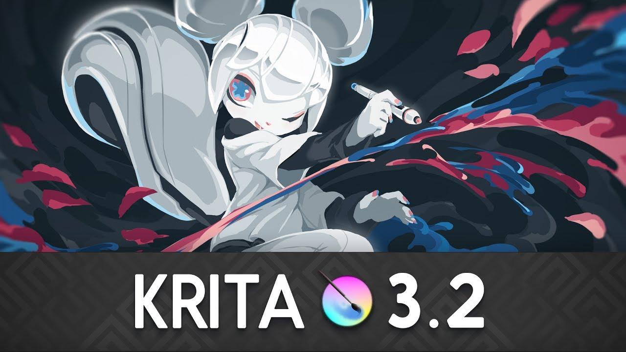 Krita 3 2 0 Released | Krita