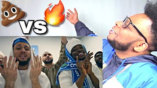 Deen Squad - MADINA (Music Video) REACTION!!!