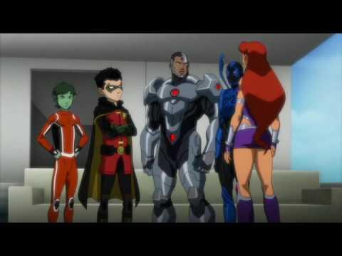 Justice League vs Teen damian wayne son of batman defeat superman