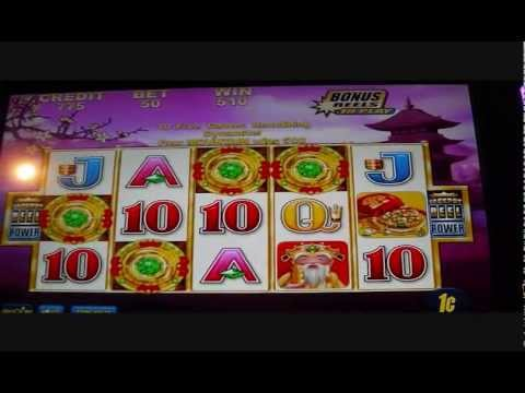 Jade Mountain NEW GAME Jackpot Reel Power Artistocrat Free Spins Slot Bonus Round - 동영상