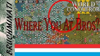 World Conqueror 3 | Luxembourg 1939 #7 Moscow Taken The Attack Into Asia Begins (Axis & Allies Mod)