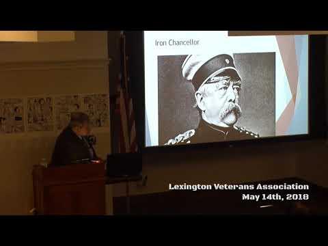 Lexington Veterans Association- Shell Shock (May 14, 2018)